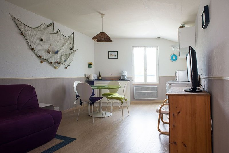 Holiday -2 to 4 persons - the sea in Loctudy, southern Brittany, vacation rental in Loctudy