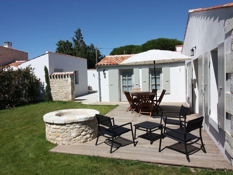 Maison 'Le Chai' - Chaleureuse et Harmonieuse, casa vacanza a Saint-Denis d'Oleron
