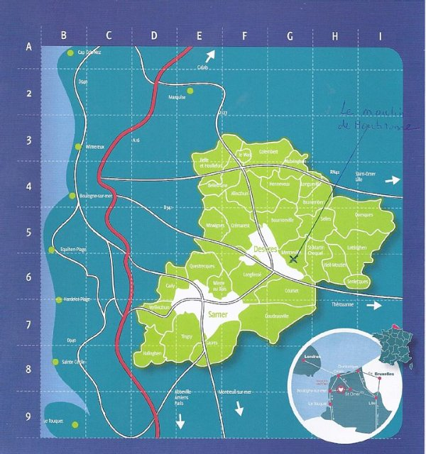 Geografisk plats