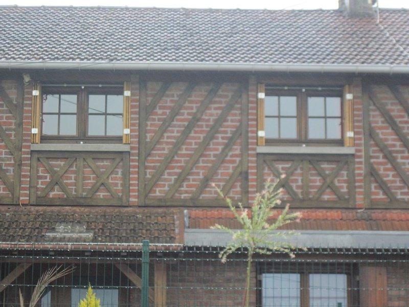A proximite Dieppe Le clos d'aval ' le cerisier' 76510 Saint Nicolas d'Aliermont, casa vacanza a Londinieres