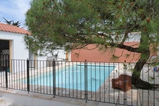 tout à pied : plage et commerce -5 chambres-piscine chauffée-wifi-3 sanitaires, vacation rental in Vendee
