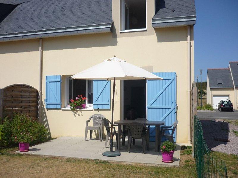 Maison ERQUY( Caroual ) à 500m de la plage,Côte d'Armor, Bretagne, holiday rental in Henansal
