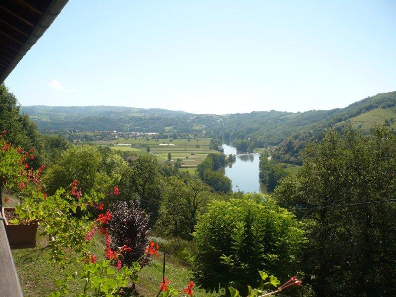 Gîte rural à Livinhac le Haut, vacation rental in Livinhac-le-Haut