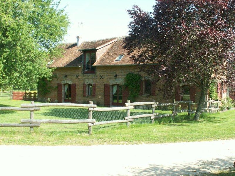 Domaine de la Rabolière, holiday rental in Loiret
