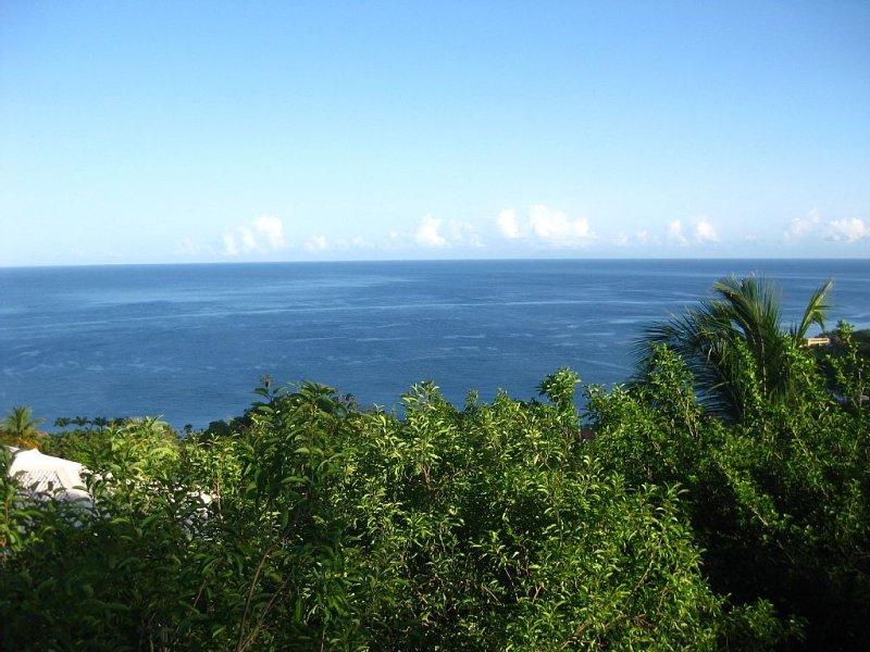 La mer des Caraïbes à vos pieds