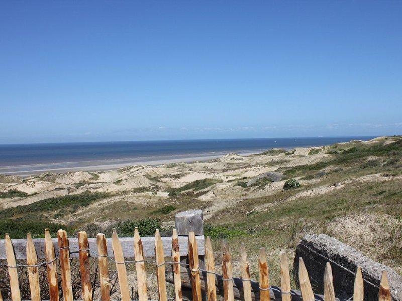 Les Dunes - La plage