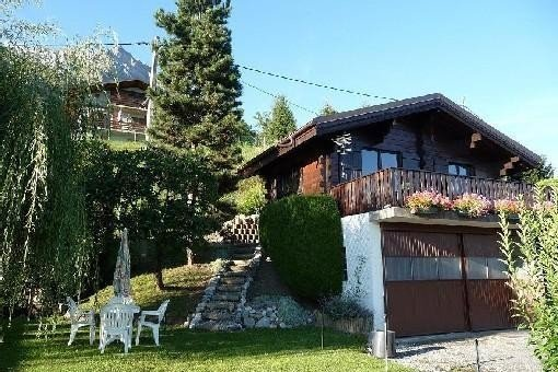 Location Saisonnière Petit Chalet Individuel  Passy, holiday rental in Passy