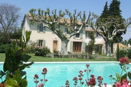 Location de vacances 4 étoiles au Mas des Cyprès  à Saint-Andiol, vacation rental in Saint Andiol