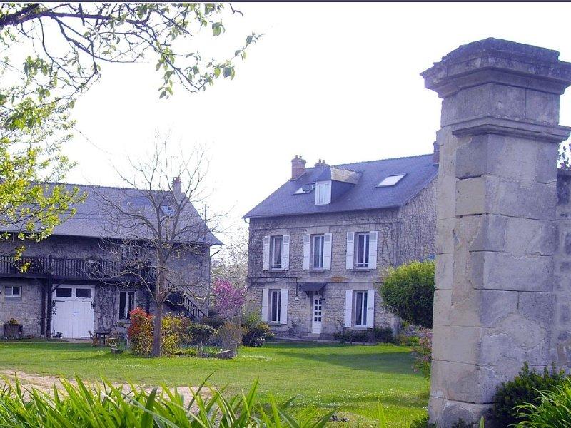 Domaine de verdonne., vacation rental in Aisne