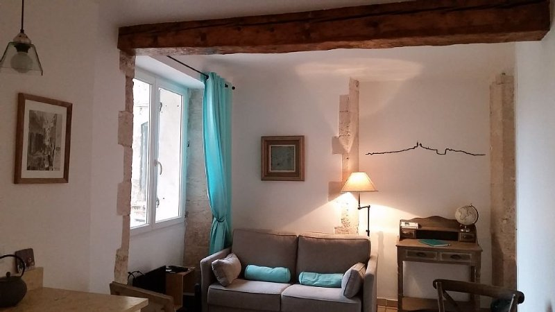 My nest in Accoules, vacation rental in Marseille