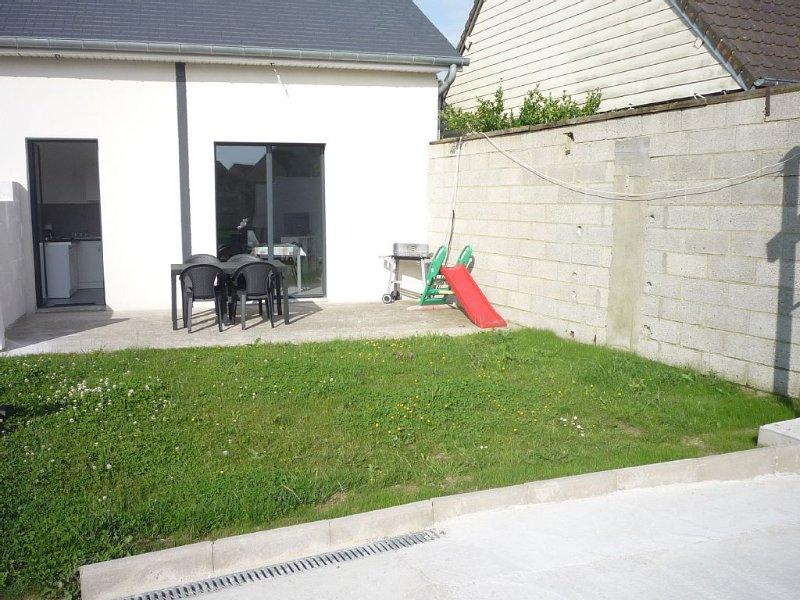 La location de la Baie : 4 pers à Saint-Valery, parking et jardin, vacation rental in Somme