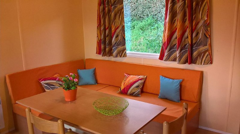 Mobil home au pays basque, holiday rental in Ascarat