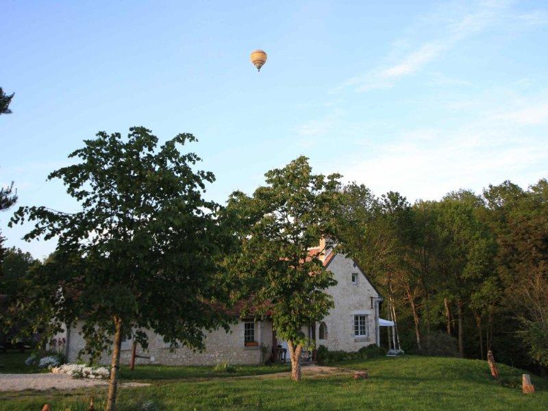 Entre Beauval et Chambord , maison de campagne au calme, holiday rental in Loir-et-Cher