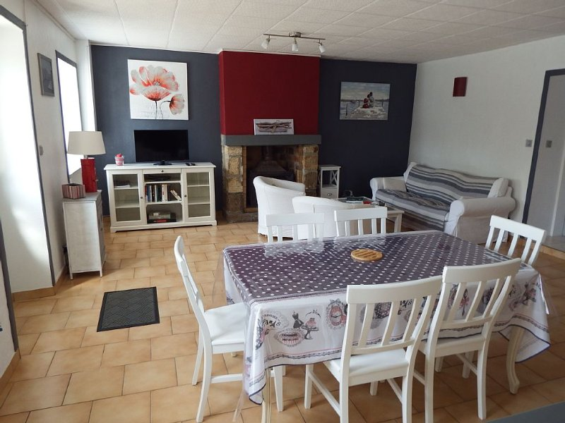gites les cascades le vast, holiday rental in Cosqueville