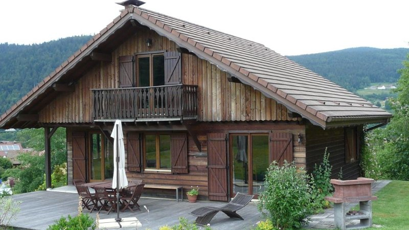 Large full comfort chalet for 6, vacation rental in Xonrupt-Longemer
