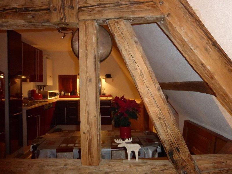 Location Gîte de charme Hunawihr Pays de Riquewihr et Ribeauvillé, vacation rental in Haut-Rhin