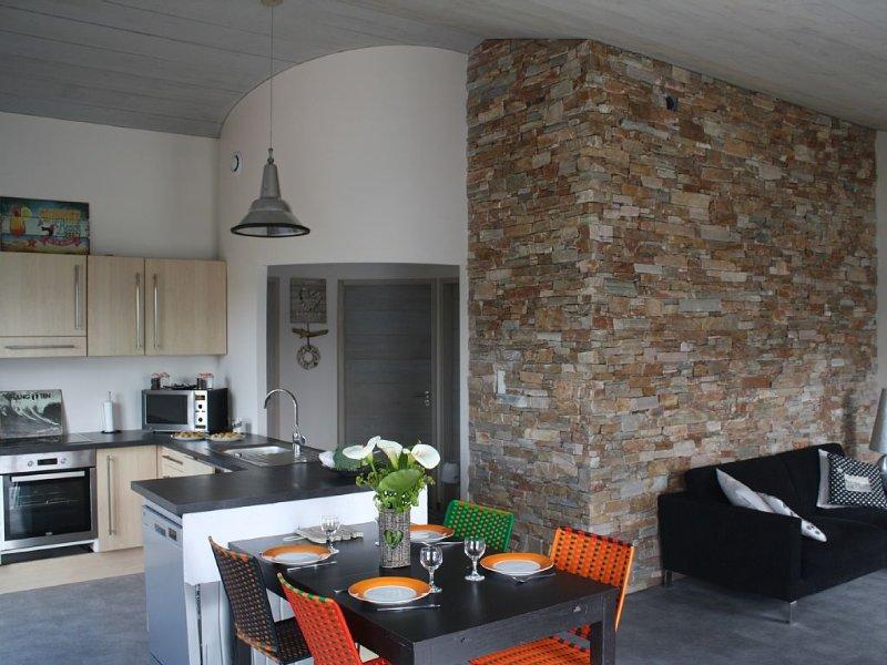 Maison cosy  bord de mer à la Cotinière, holiday rental in Ile d'Oleron