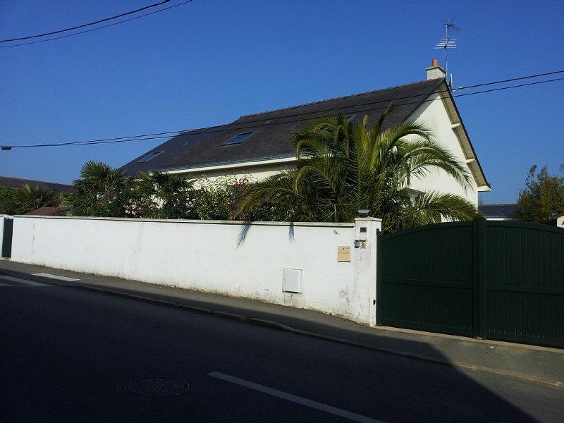 Appartement tout confort dans quartier résidentiel, holiday rental in Saint Andre des Eaux