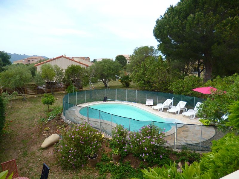 Villa avec piscine privée, vacation rental in Saint Florent