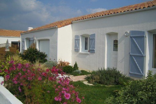 Coquet independent apartment between sea, forest and marsh., holiday rental in Saint-Hilaire-de-Riez