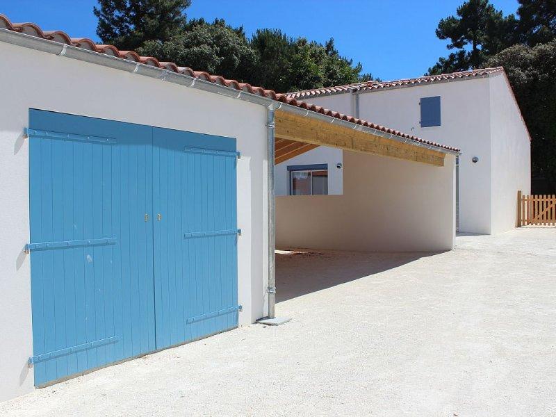 Maison duplex lumineux de 50 m 2 proche de la plage de La Giraudière Wifi, vacation rental in Charente-Maritime