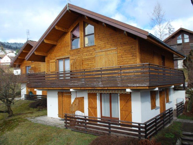 Apartment overlooking Lake Gerardmer 4 Pers. 30 m², location de vacances à Gérardmer
