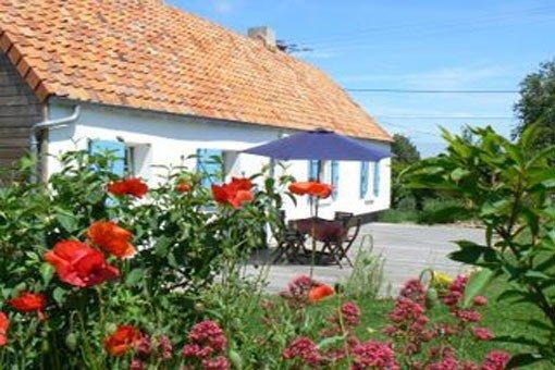 fermette Boulonnaise restaurée, typique,plein sud, 500m2 de terrai, casa vacanza a Belle-et-Houllefort