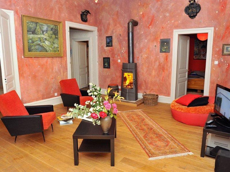 Appartement de tourisme, luxueux et ecologique - 4 a 6 per., holiday rental in Trois-Epis
