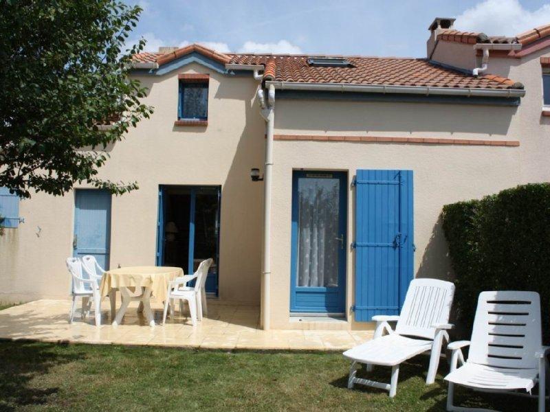 Maison avec jardin en bord de mer a Pornic. Plage toute proche., holiday rental in Loire-Atlantique
