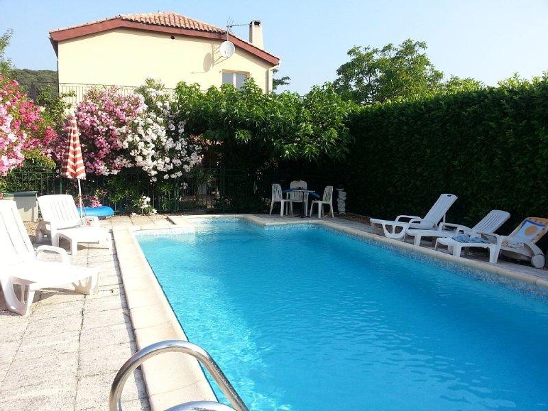 Des Vacances en famille au soleil, aluguéis de temporada em Le Puech