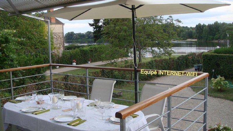 Vacation Home Rentals. Loire Valley and its castles. Calm. Paris 1:30, location de vacances à Vallée de la Loire