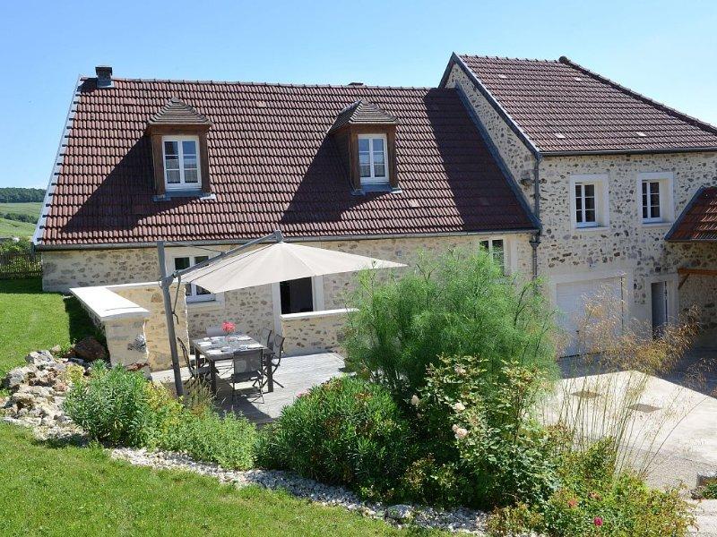 GITE LES HOULOTS, CALME ET DETENTE, holiday rental in Marne