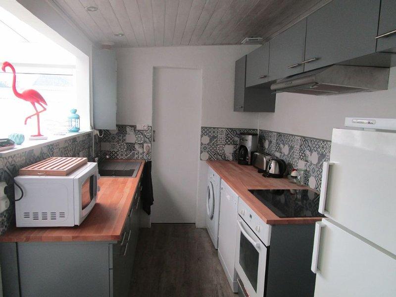 La Chaume - Maison de vacances avec garage, location de vacances à Les Sables d'Olonne
