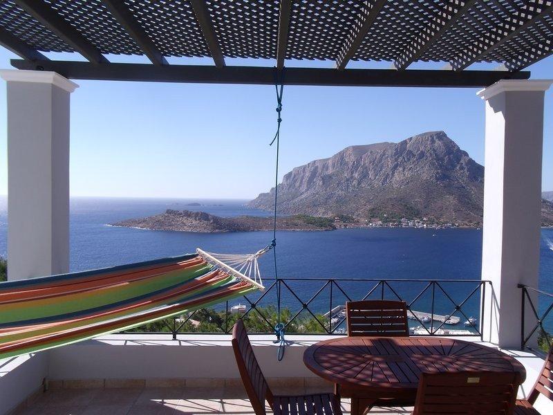 Un petit bout de paradis sur Kalymnos, holiday rental in Vlichadia