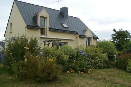 Maison    4 chambres avec internet  à 3mn à Pied de La Plage et 5mn des commerce, location de vacances à Morieux