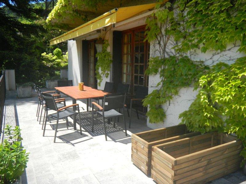 Grande Maison pour 8 personnes en Drôme provencale avec piscine, location de vacances à Loriol-sur-Drome