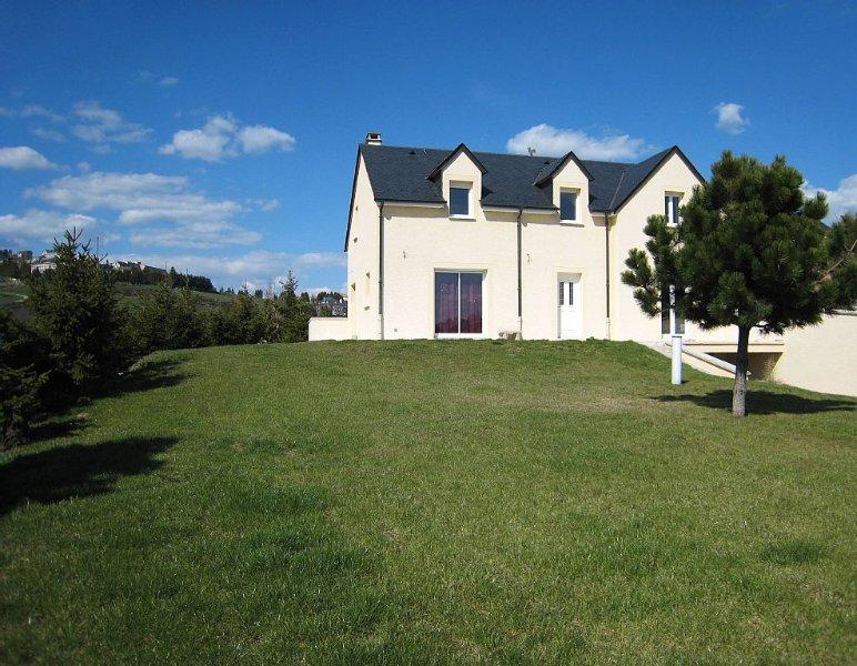 Grande maison tout confort en Lozère au coeur de la Margeride, alquiler vacacional en Lozere
