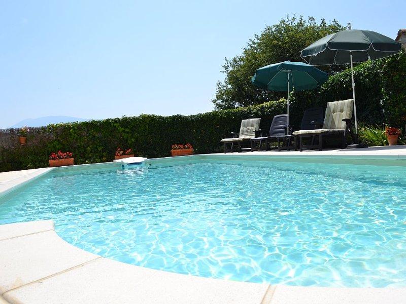 Gîte Maison individuelle avec piscine près de Vaison la romaine, holiday rental in Crestet