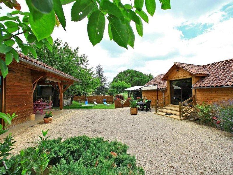 maison de charme au cœur du Périgord noir, location de vacances à Veyrines-De-Domme