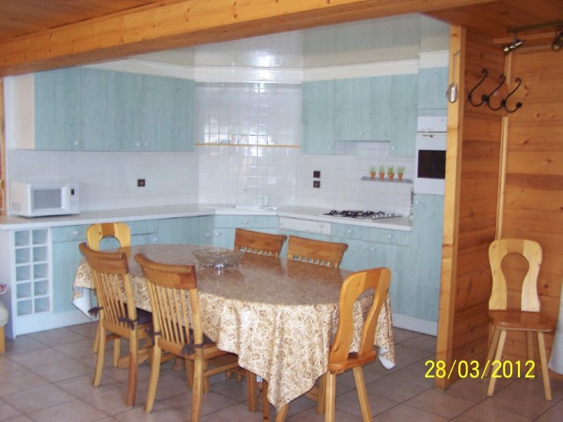 CHALET MITOYEN 3 ETOILES  AU GRAND BORNAND/CHINAILLON ETE/HIVER, casa vacanza a Le Grand-Bornand