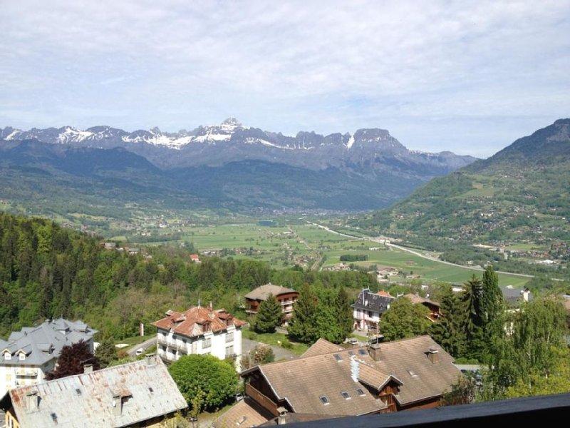 T2 en duplex saint gervais mont blanc, location de vacances à Saint-Gervais-les-Bains