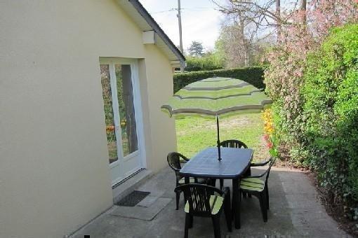 Pavillon F3 de Plain Pied à 900m de la mer, jardin clos, wifi , en Baie de Somme, vacation rental in Somme