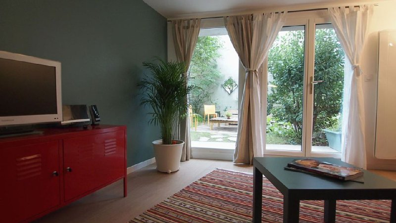 Appartement rue de Negreneys – 64m2, accès jardin, Minimes - canal du midi., vacation rental in Toulouse