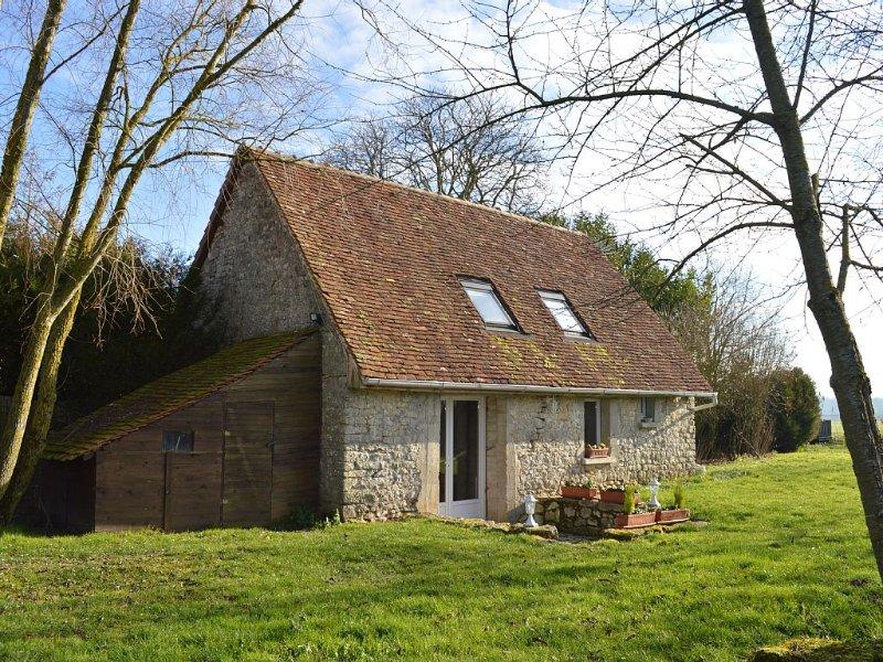 location gite au coeur des chateaux de la Loire et Beauval., vacation rental in Pontlevoy