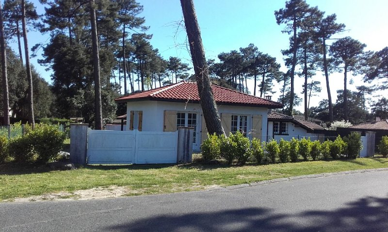 Villa landaise individuelle à Capbreton, holiday rental in Capbreton