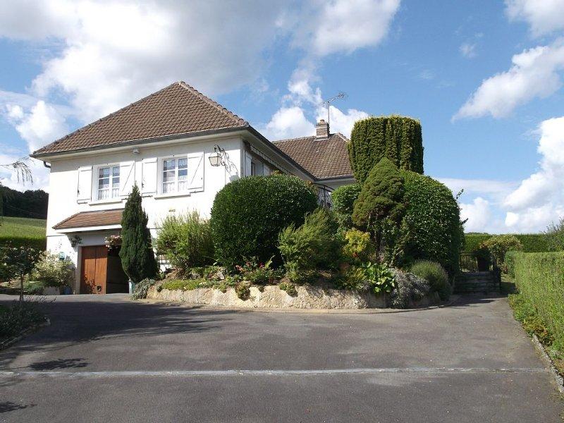 Belle maison située au coeur du Berceau du Champagne, holiday rental in Marne
