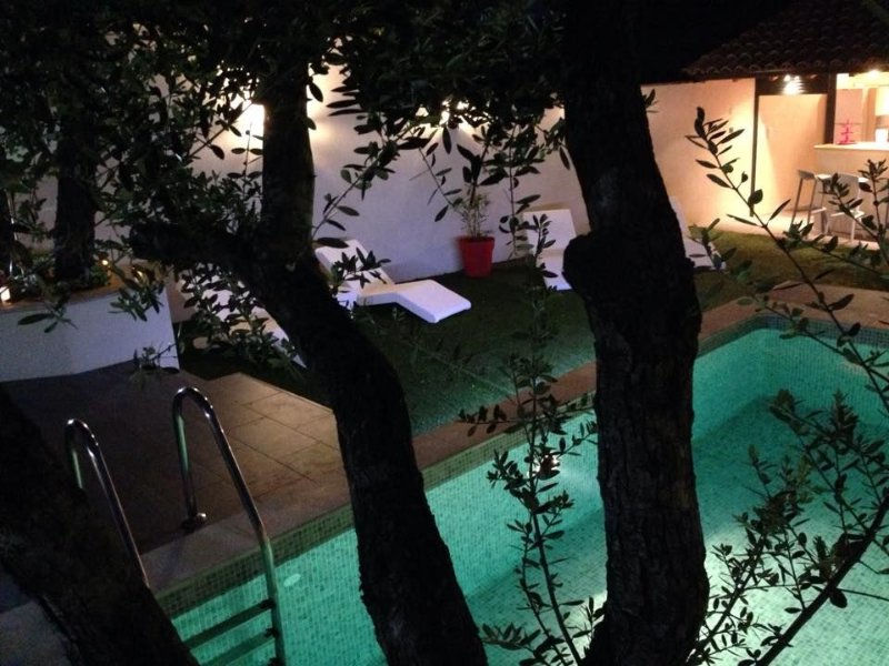 Maison de vacances **** tout confort, piscine privée chauffée, Ferienwohnung in Vaucluse