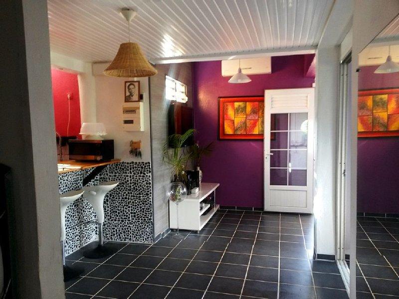 Holiday rental Martinique, location de vacances à Saint-Esprit