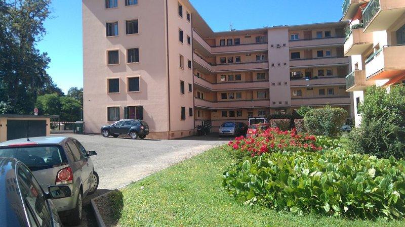 Bel appartement à louer sur Thonon-Les-Bains proche parc thermal, vacation rental in Thonon-les-Bains