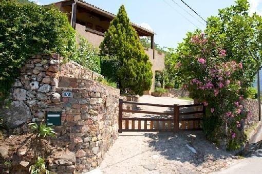 Villa classee 3 etoiles a 5 mn des piscines naturelles reserve de biosphere, alquiler de vacaciones en Evisa